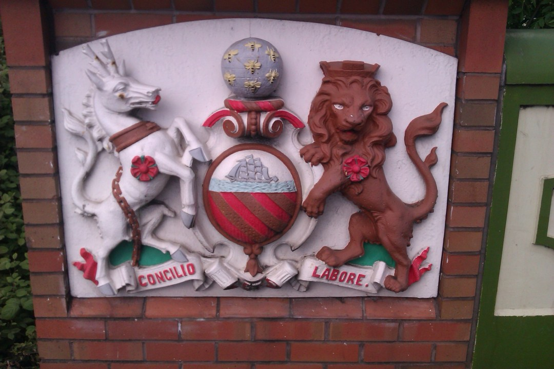 Coat of Arms Bees - Manchester City Council 11