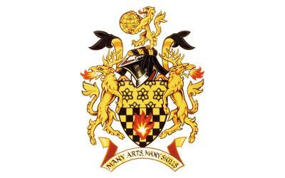 Coat of Arms Bees – Manchester Metropolitan University