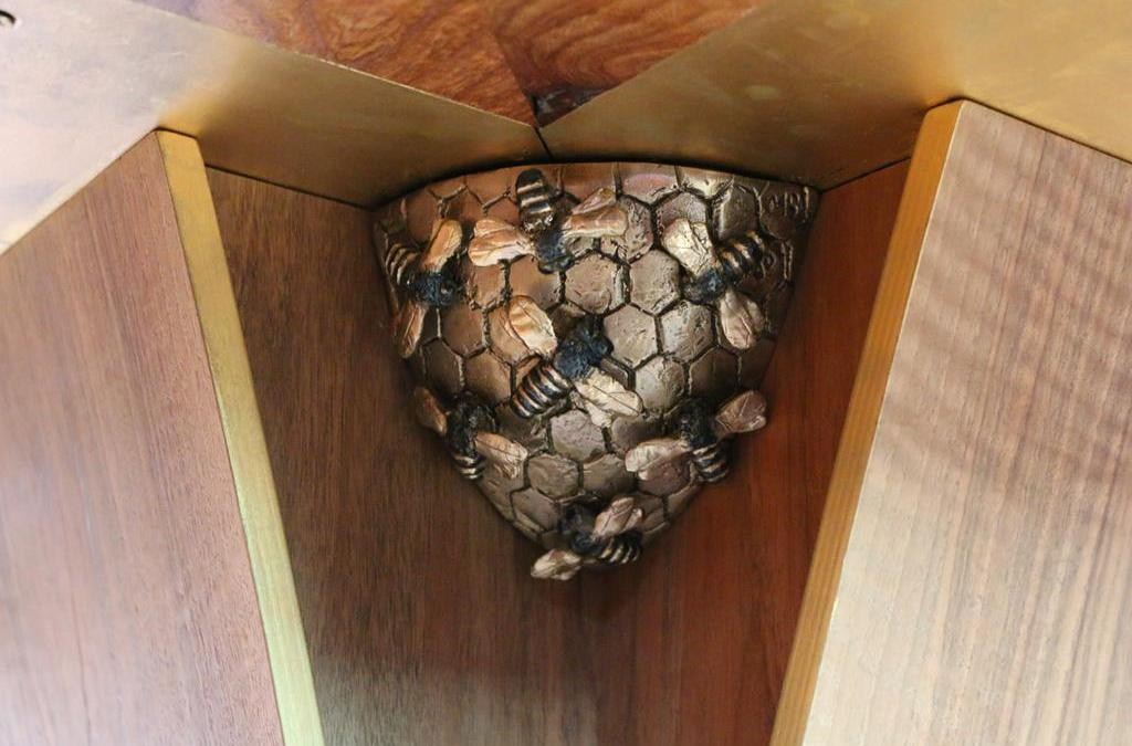 Hidden Manchester Bees