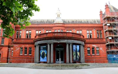 City Centre Beehives – Whitworth Art Gallery