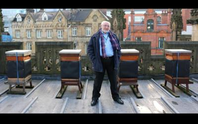 City Centre Beehives – Manchester Cathedral