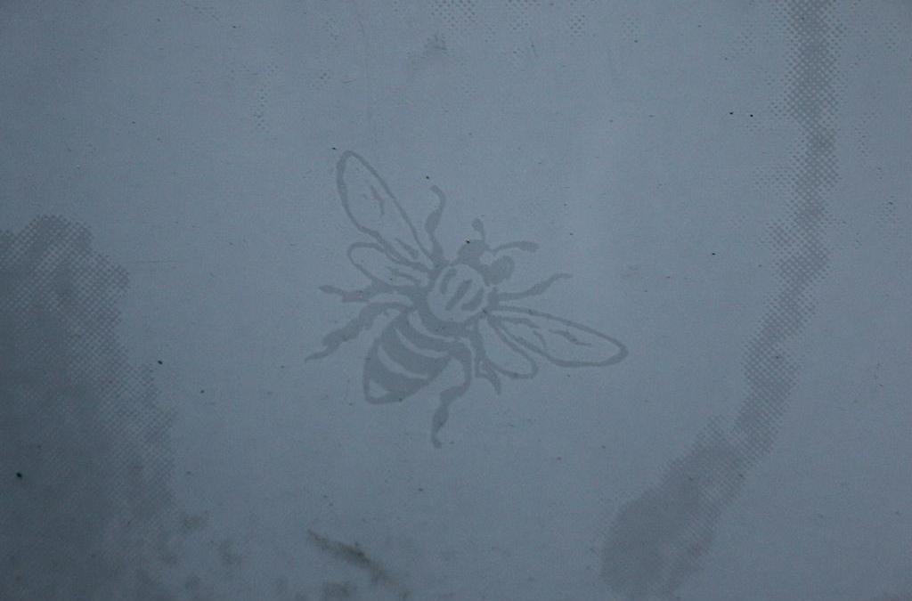 The Bees of Piccadilly Place