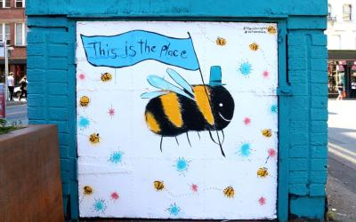 Outhouse MCR – Manchester Bee Celebration