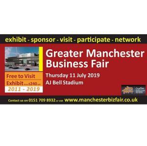 Manchester Biz Fair event logo