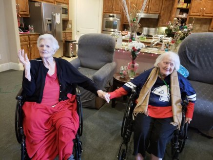 Dallas Assisted Care Home lifestyle