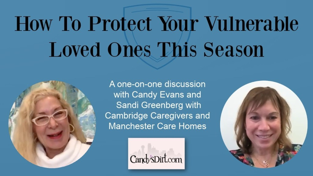 Sandi Greenberg One on One YouTube Intro V3