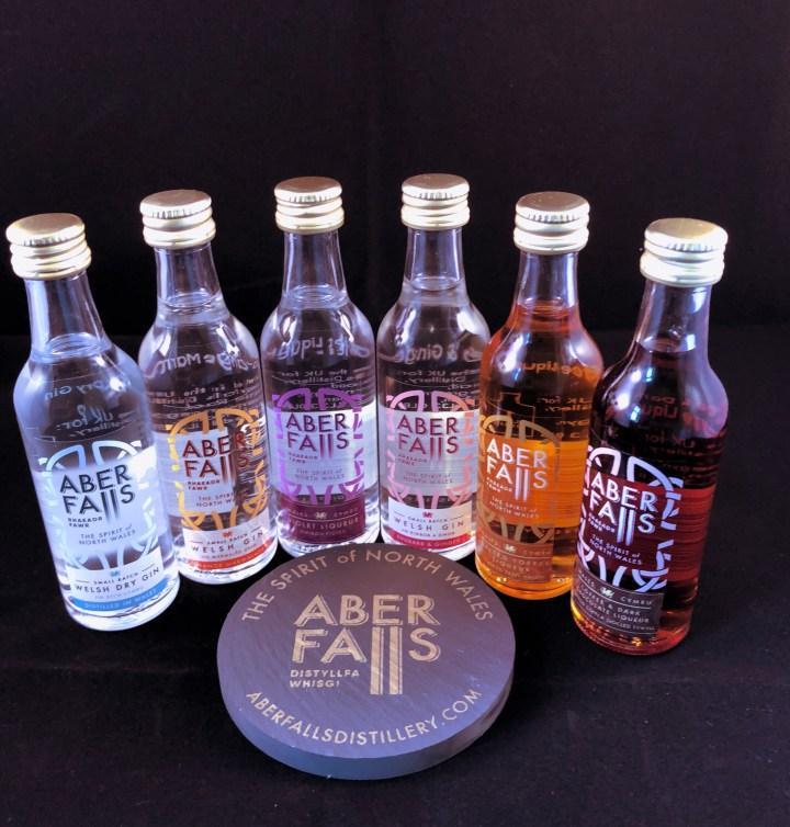 Gin Review – Aber Falls @aberdistillery
