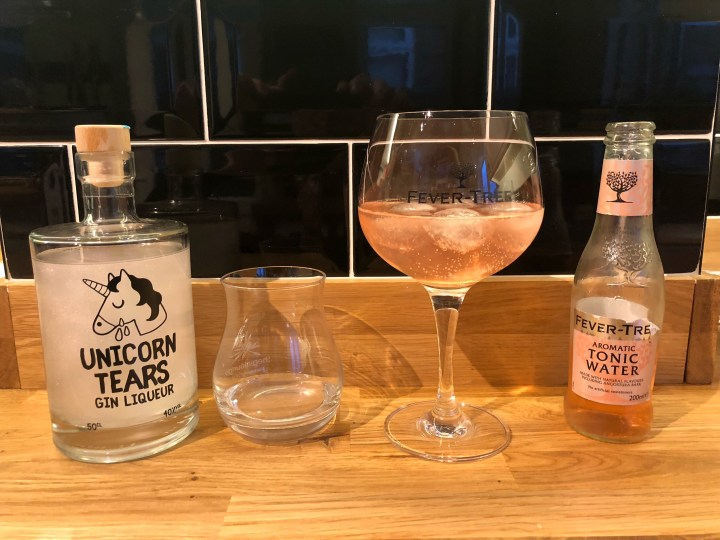 Unicorn Tears Gin Liqueur – Magic Or Myth