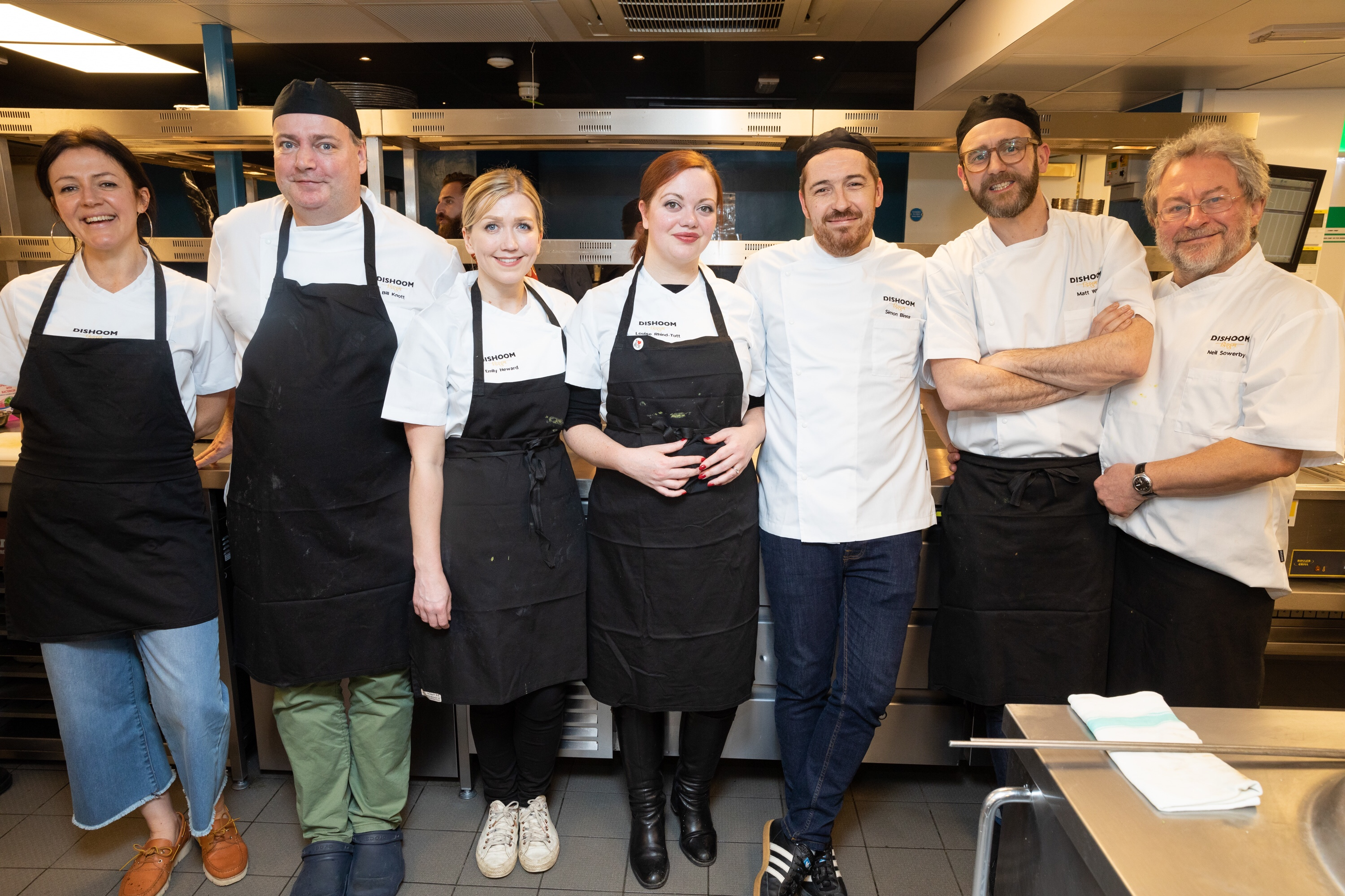 Too Many Critics Raises over £ 22,000 for Action Against Hunger