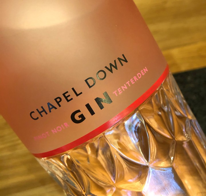 English Wine Makers branching into Gin