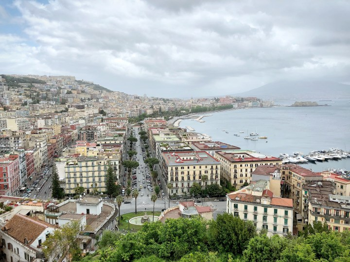 The Weekend Traveller – Naples (inc Pompeii and Sorrento)