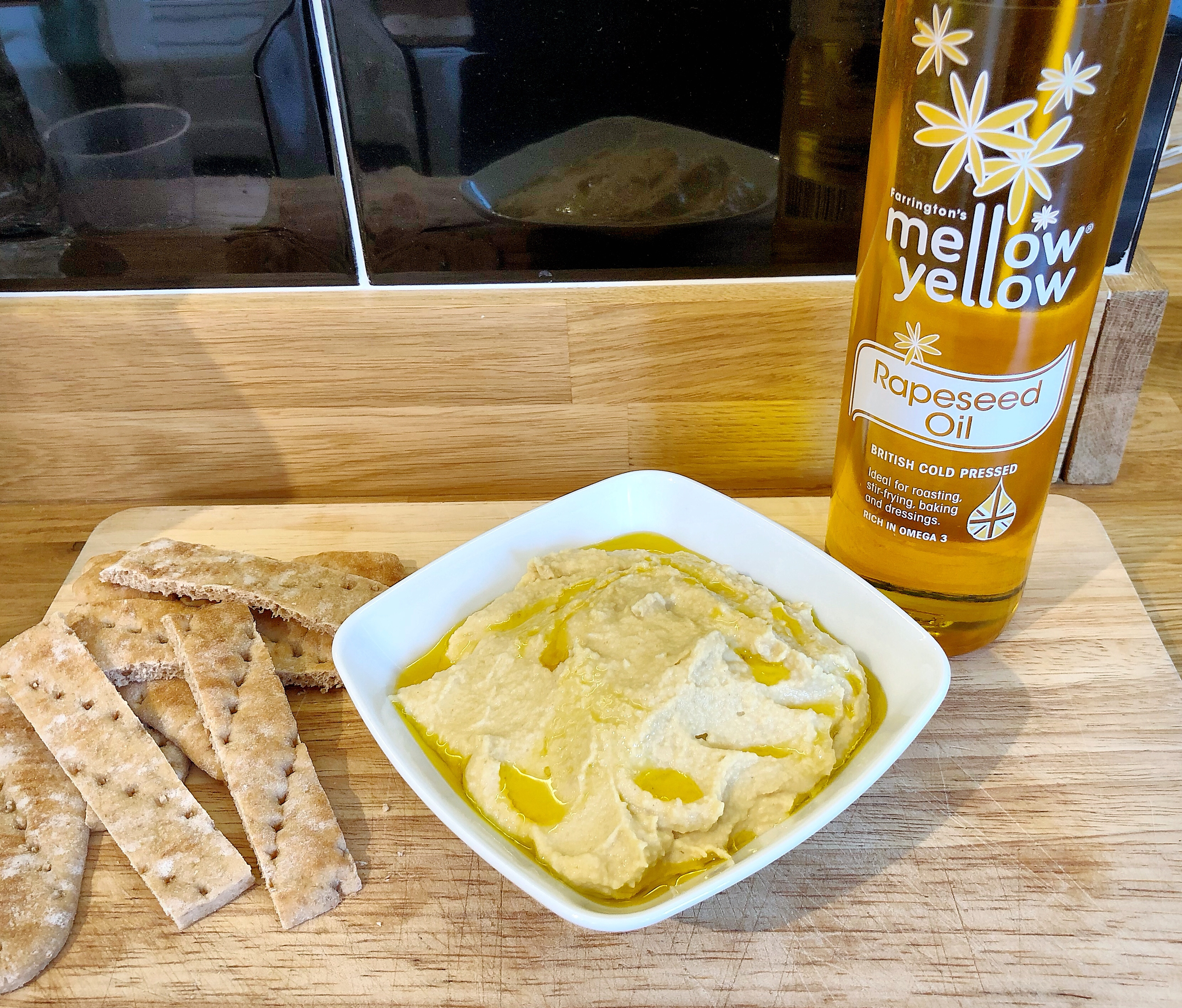 Product Review – Mellow Yellow Rapeseed Oil