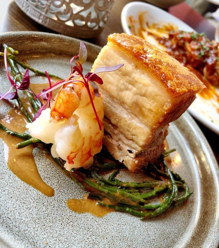Food Tourist:- New Summer Menu at Lunya Manchester