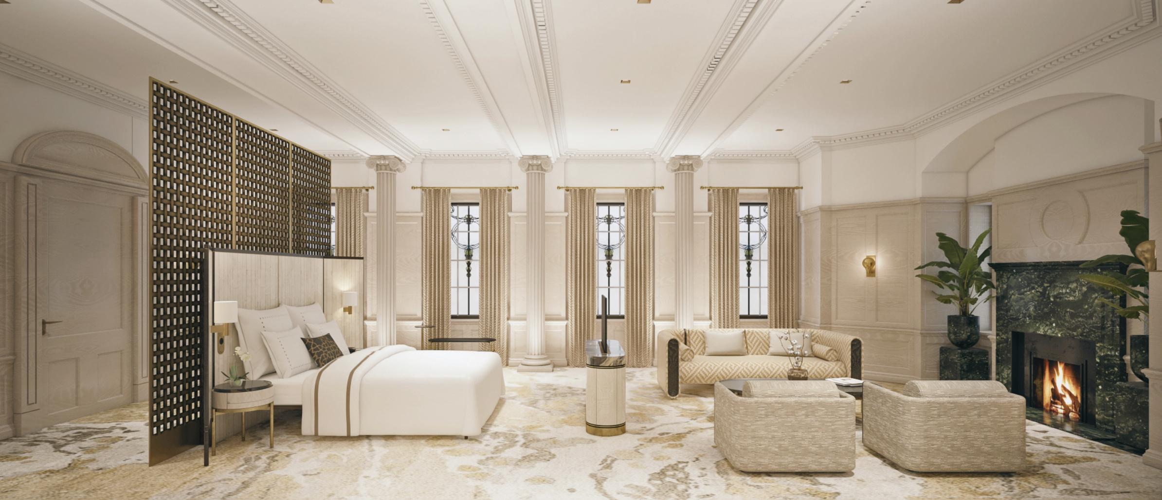 A Touch of Luxury – Stock Exchange Hotel to open this year