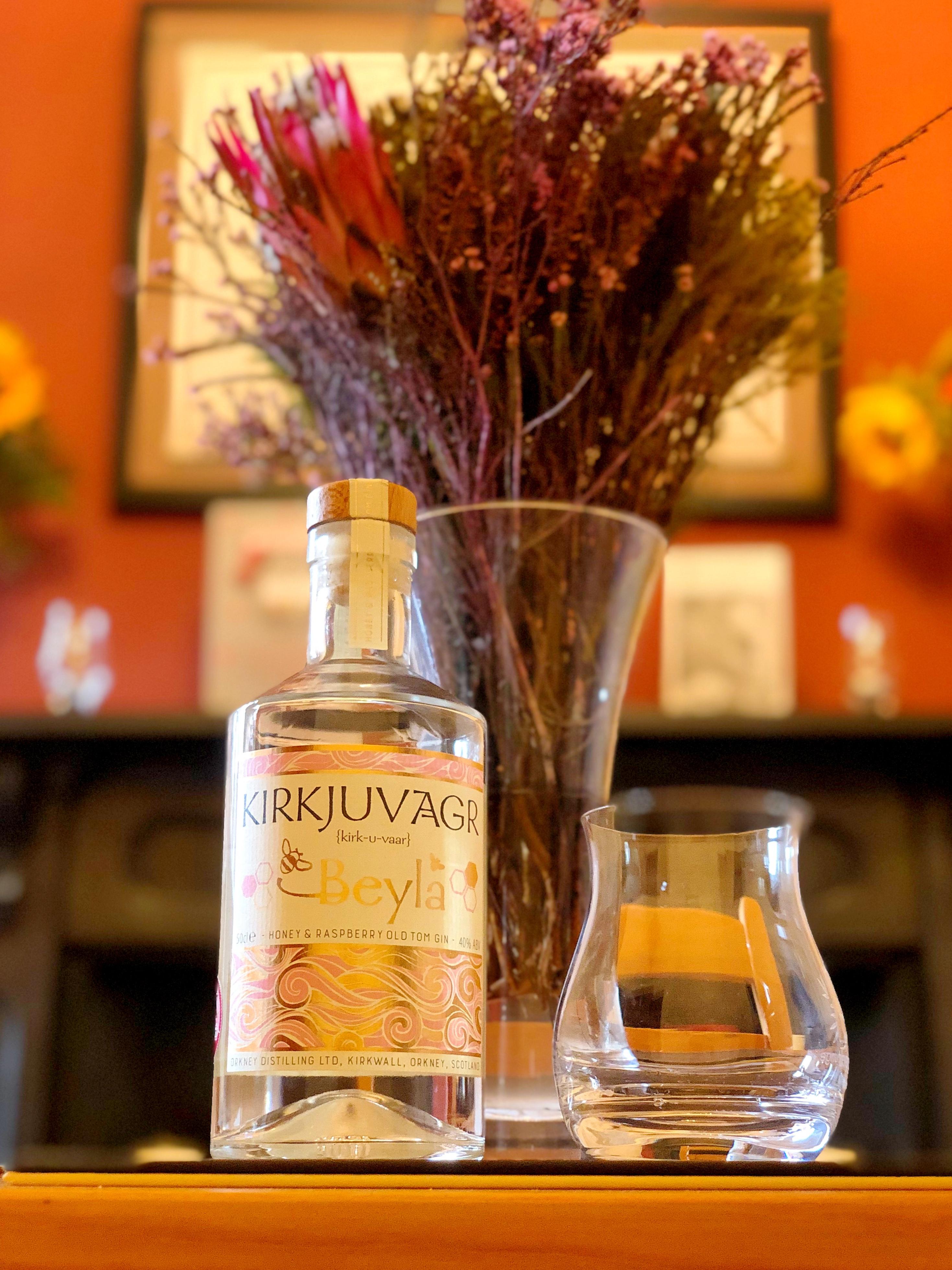 Gin of the Month: – Kirkjuvagr 'Beyla'