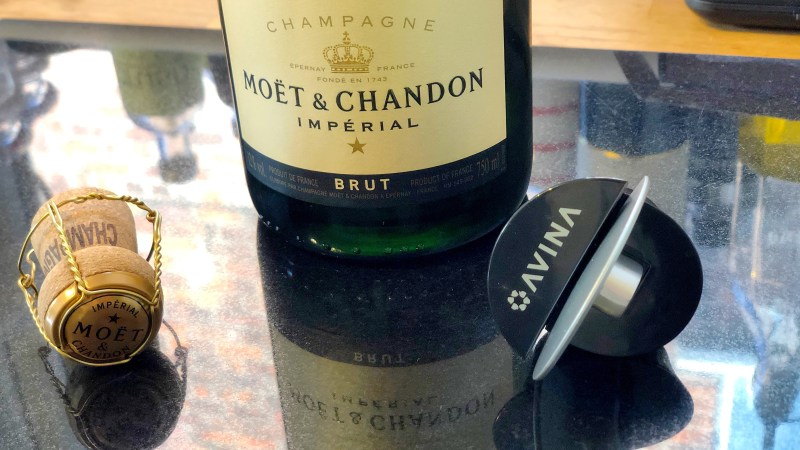 Product Review:- Avina Champagne Stopper