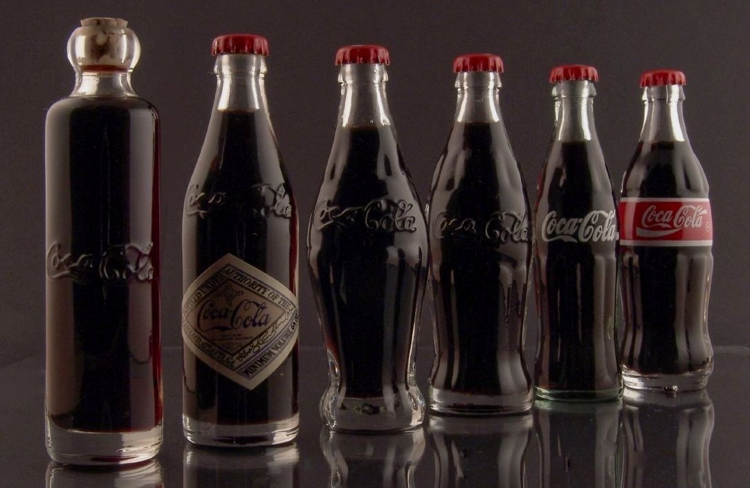 Coca-Cola actually started life as a Wine and Cocaine Concoction