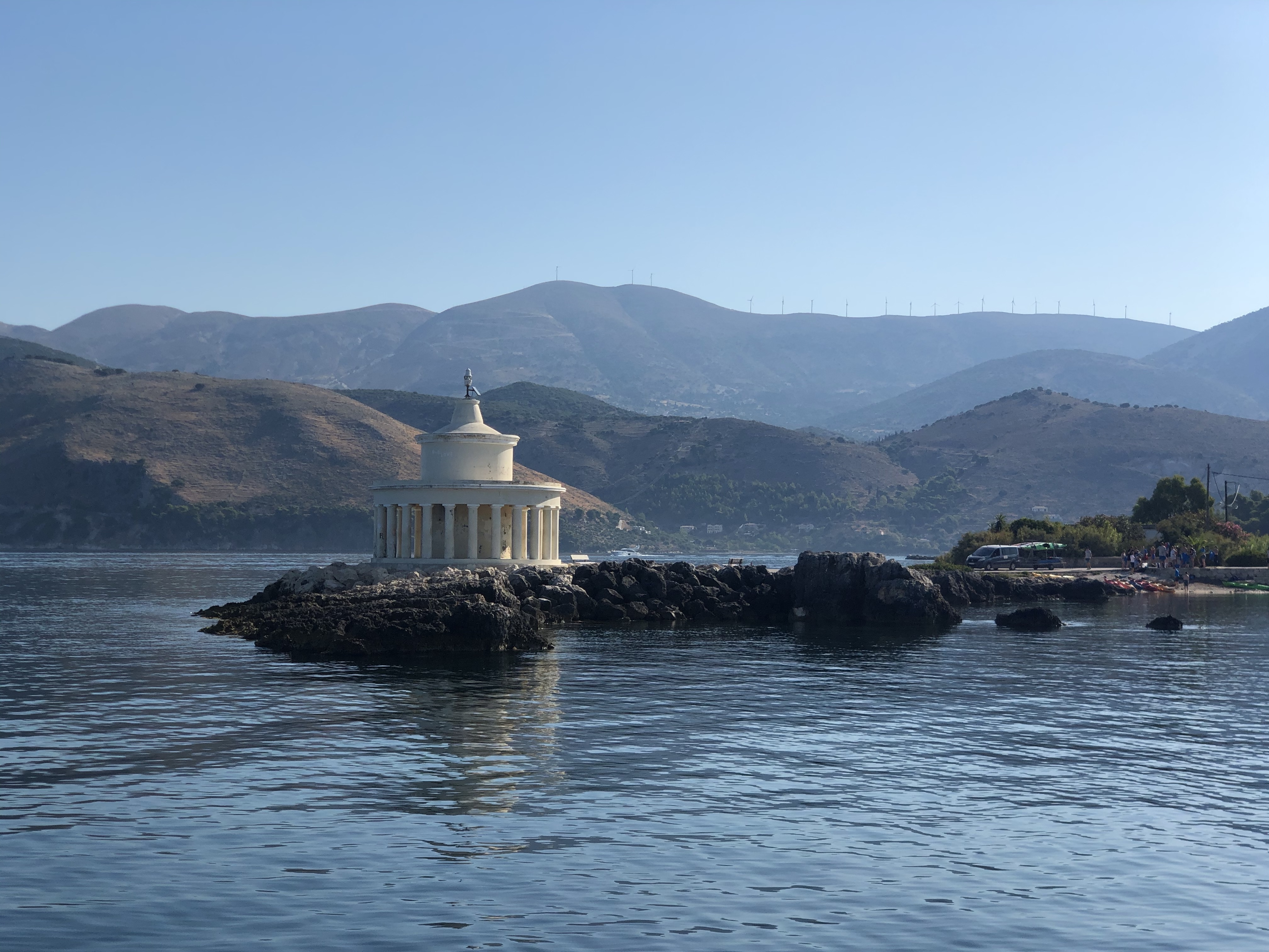 Travel:- Kefalonia – The Greek Treasure (2019)