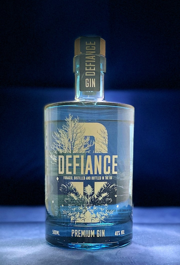 Gin of the Month – Defiance Gin