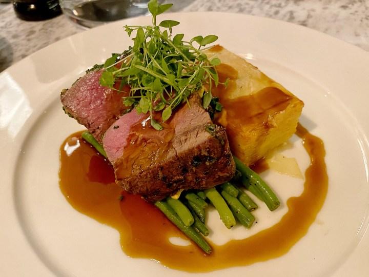 Food Tourist:- Marco Pierre White at Bredbury Hall Hotel