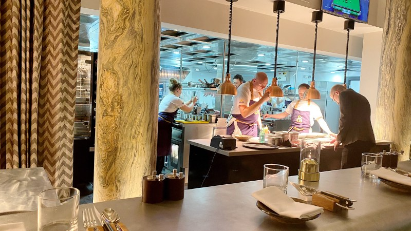 Food Tourist:- Tom Kerridge's Bull & Bear