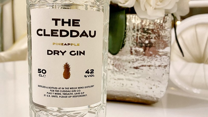 Gin of the Month – Cleddau Gin