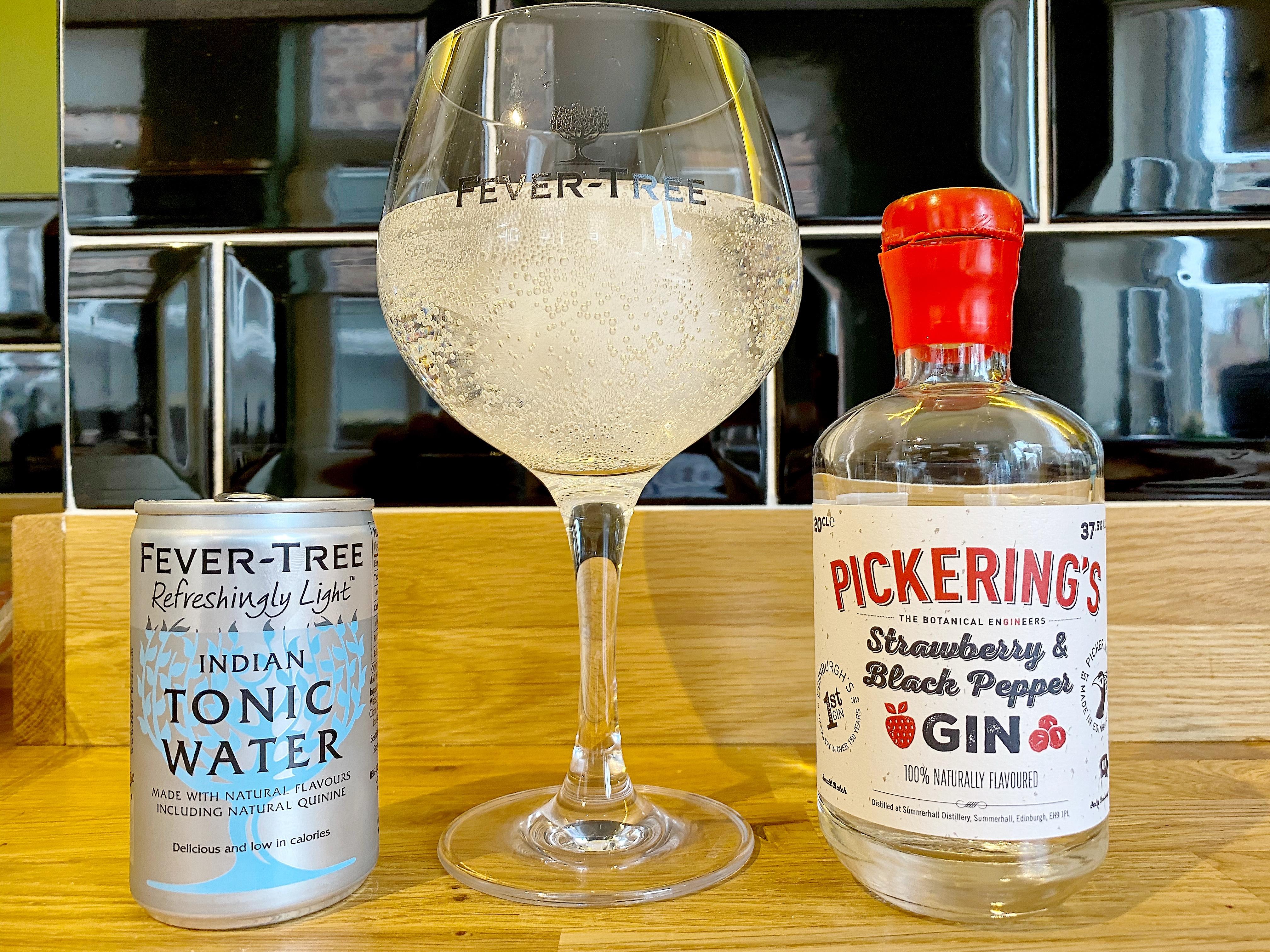 Pickerings Gin – Celebrating Scottish Gin with International Scottish Gin Day 2020