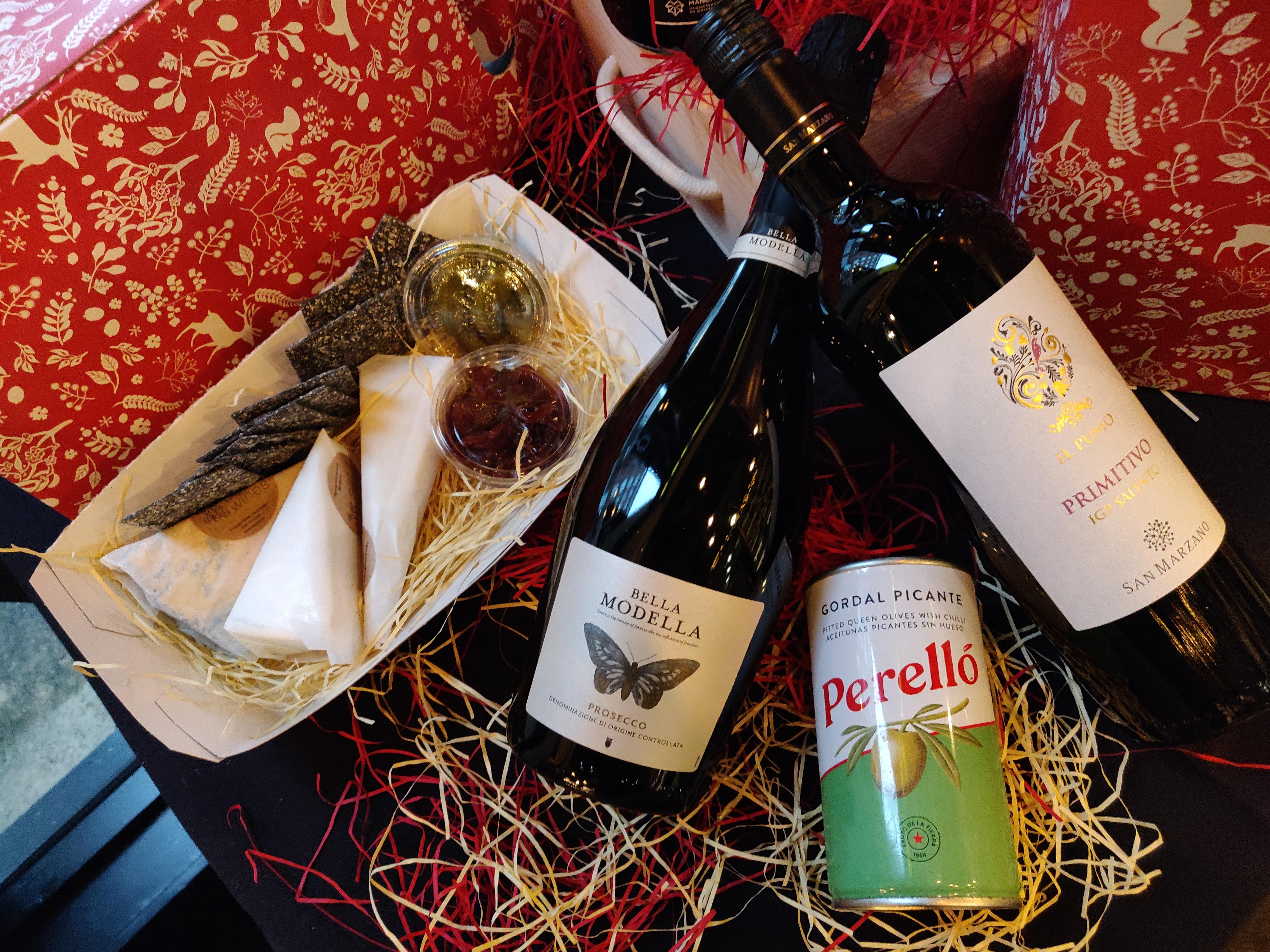 Salut Wines Launch 'Christmas Shop Range'