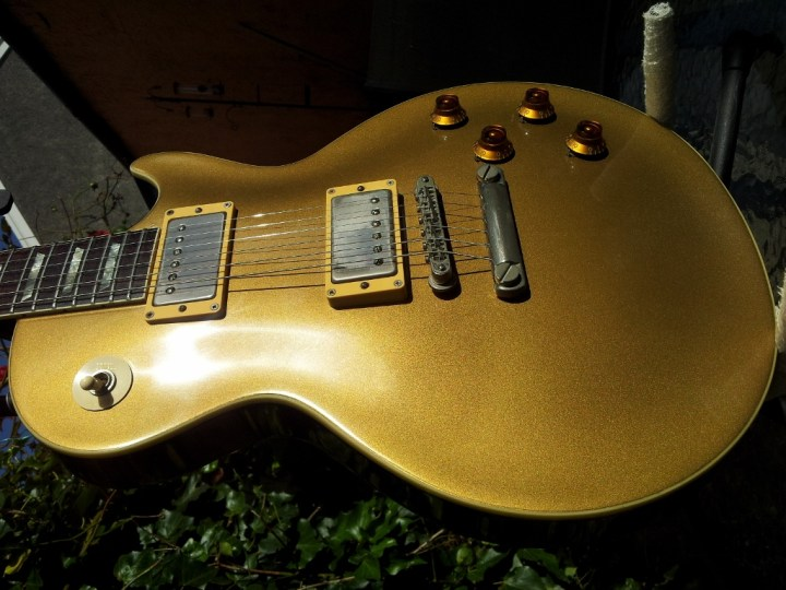 Richard Gold Top Lacquer