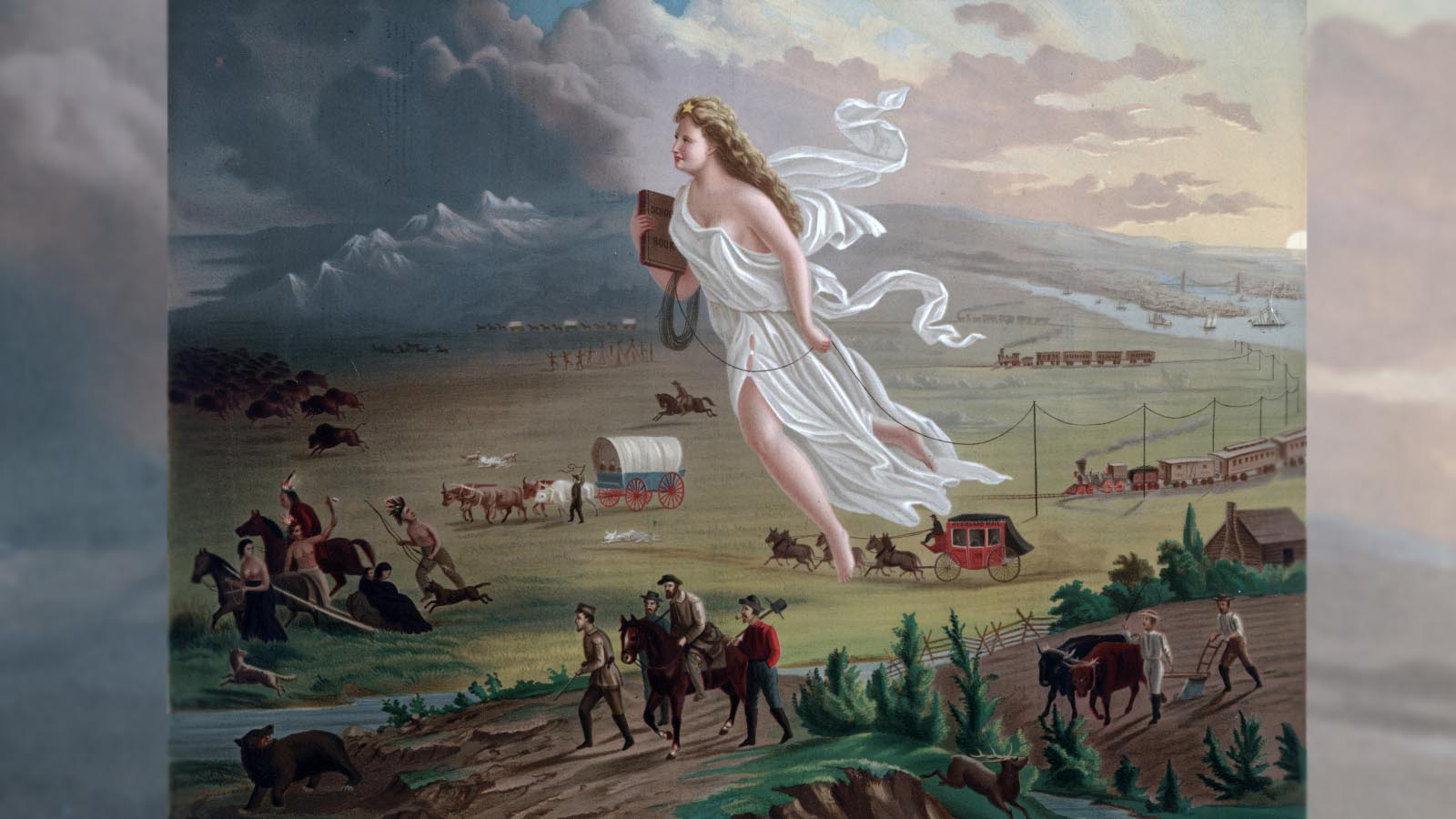 Manifest Destiny How Us Expansionism Shaped Borders And