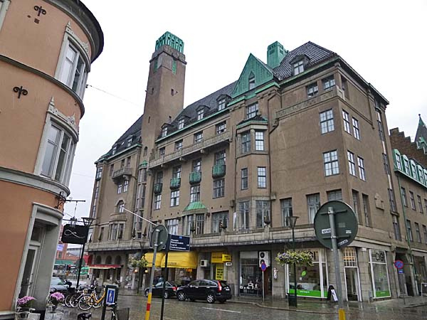 Savoy Hotel Malmo Sweden