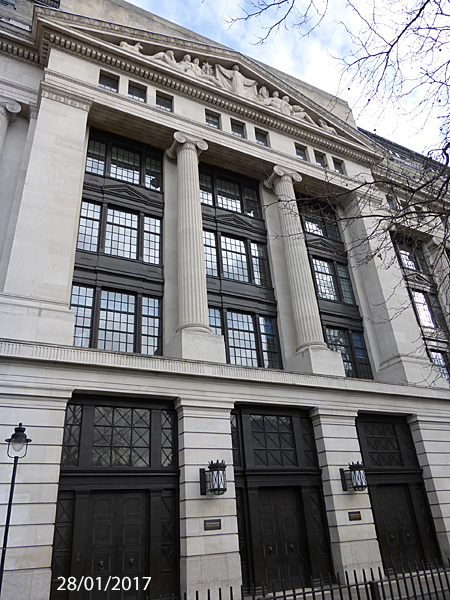 Victoria House Bloomsbury London