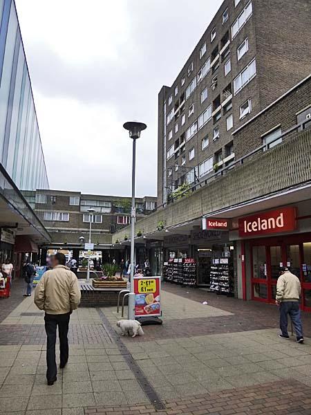 Crisp Street Market Poplar London