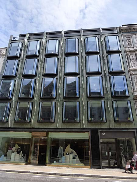 50 New Bond Street London