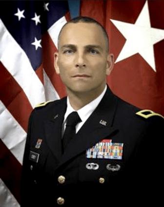Brigadier General Peter Corey