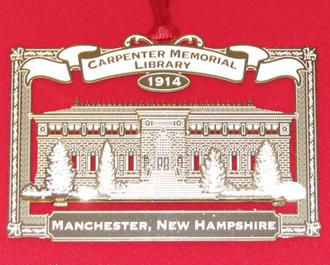 2014 Millyard Museum ornament