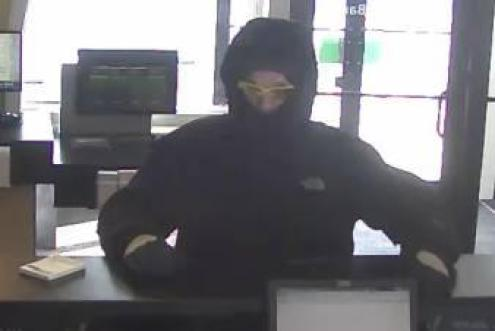 Surveillance photo from TD Bank