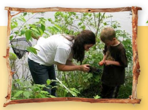 Getting kids outdoors is the focus of these early childhood educator workshops by NH Fish & Game.