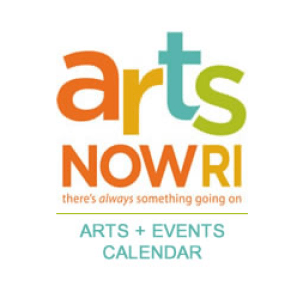 Providence promotes its arts identity with an events page.