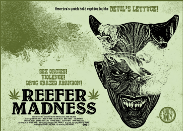 Reefer Madness: Not just a 1936 movie, but a musical remake.