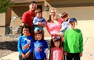 The Moya family