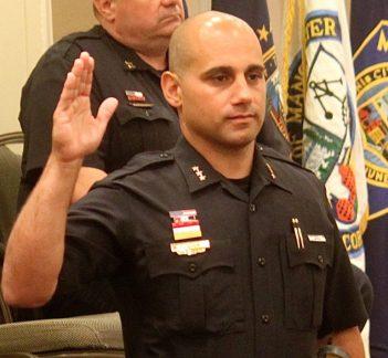 Asst. Chief Carlo Capano