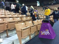 The Monarchs will definitely need more cowbell for next season.