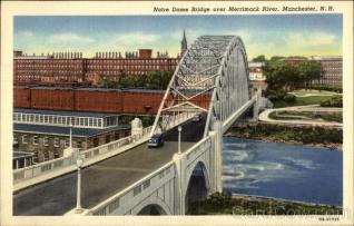 Notre Dame Bridge.