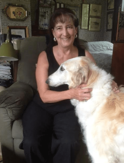 Joan O'Connor and Finnegan.