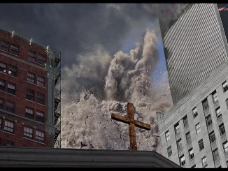 Collapse of the South Tower