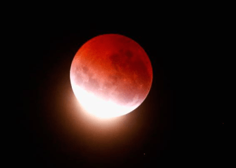Some are convinced that the weird lunar events — a lunar eclipse on the same night as a Supermoon — will bring pull up the tides, bringing floods and earthquakes.