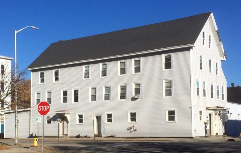 New temporary home of Hope for NH Recovery, and soon to be Amber's Place, a stabilization center for those ready to cross the bridge, from addiction to recovery.
