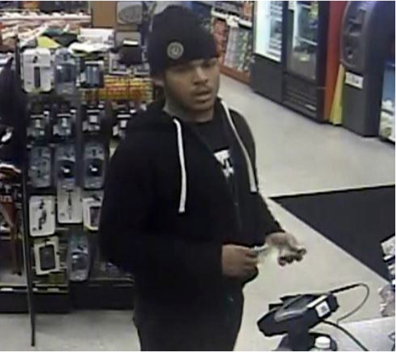 Man sought by police in Nov. 3 fatal shooting of Michael Pittman.