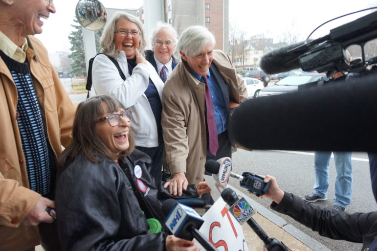 Dying N.H. Activist Awaits Ruling On Getting Medical Marijuana in Maine.
